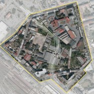 Navržené území pro řešení ideovou soutěží čítá cca 11 hektarů!